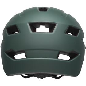 Bell Sidetrack Helmet Barn matte dark green/orange